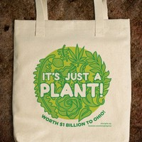 It's Just a Plant!