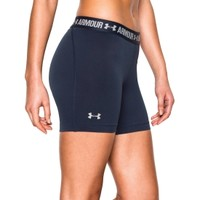 Under Armour Women's 5'' HeatGear Armour Compression Shorts | DICK'S Sporting Goods