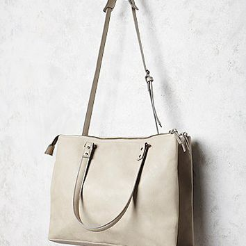 Free People Womens Beaumont Vegan Tote
