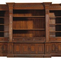 Library bookcase 112, Luxury high end furniture
