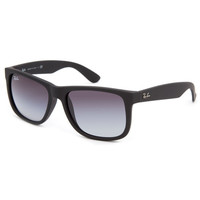 Ray-Ban Justin Sunglasses Black One Size For Men 19342810001