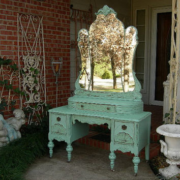 CUSTOM VANITY Order Your Own Antique Dresser