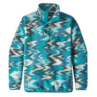 Patagonia Women's Synchilla Snap-T Pullover - Trout Tales