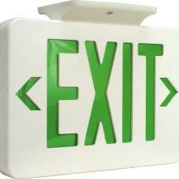 Universal Led Exit Sign