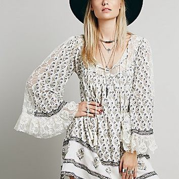 Free People Womens Nomad Child Dress