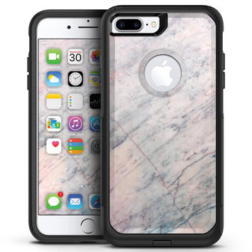 Slate Marble Surface V12 - iPhone 7 or 7 Plus Commuter Case Skin Kit