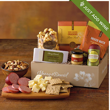 Snack Box | Gourmet Snacks | Harry & David