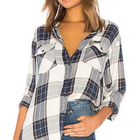 Sanctuary Boyfriend For Life Shirt in Human Nature | REVOLVE