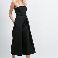 Solace Primo Culotte Jumpsuit in Black - Urban Outfitters
