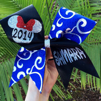 Disney Event Cheer Bow