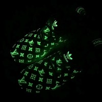 LV x Adidas NMD_R1 Luminous Sneakers Trending Running Sports Shoes