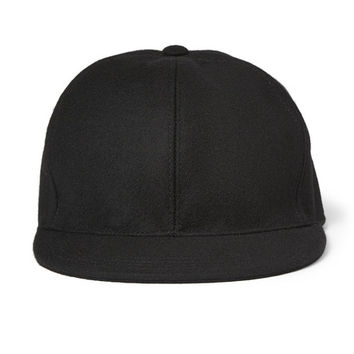 Givenchy - Wool Baseball Cap | MR PORTER