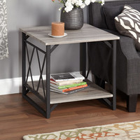 Walmart: Jaxx Collection End Table, Multiple Colors