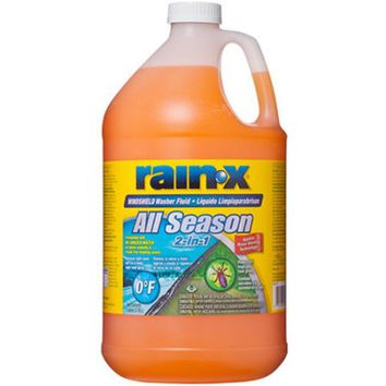 Rain-X All Season 2-in-1 Windshield Washer Fluid - Walmart.com