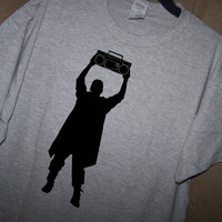 SAY ANYTHING John Cusack Holding Boom Box T Shirt