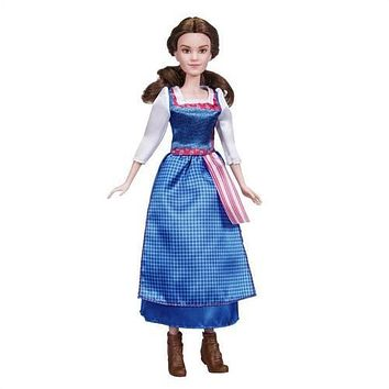 Disney Beauty and the Beast - Village Dress Belle Doll
