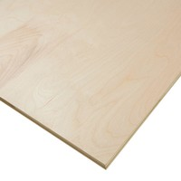 Columbia Forest Products 3/4 in. x 4 ft. x 8 ft. PureBond Birch Plywood-165921 - The Home Depot