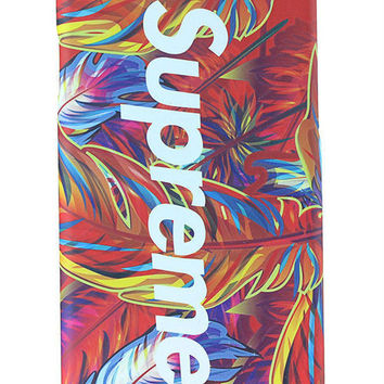 Supreme Leaves Mobile Phone Case For Iphone 7 Se 5S 6 6S Plus Case Cover+ Nice Gift Box
