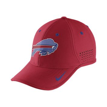 Nike True Vapor (NFL Bills) Adjustable Hat (Red)