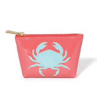 LoLo Crab 'Avery' Cosmetic Bag