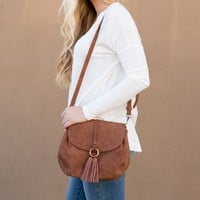 Flagstaff Saddle Handbag