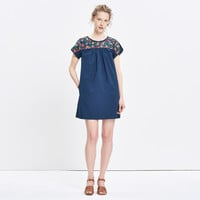 Embroidered La Novia Dress