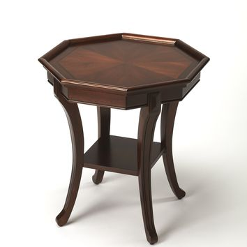Kingston Plantation Cherry End Table by Butler Specialty Company 2610024