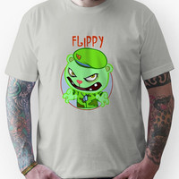 Happy Tree Friends: Flippy Unisex T-Shirt