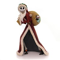 Disney Santa Jack Skellington Christmas Figurine