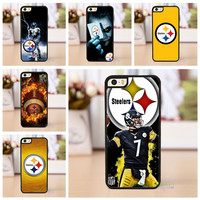 Pittsburgh Steelers original cell phone case cover for iphone 4 4s 5 5s se 5c 6 6 plus 6s 6s plus 7 7 plus #M170