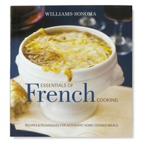 Williams-Sonoma Essentials of French Cooking Cookbook