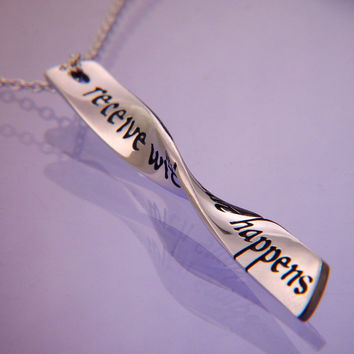 Receive With Simplicity Sterling Silver
