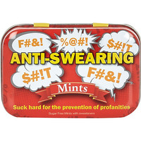 River Island MensNovelty anti-swearing mints