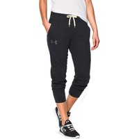 Under Armour Women's Favorite Fleece Solid Jogger Pants | DICK'S Sporting Goods
