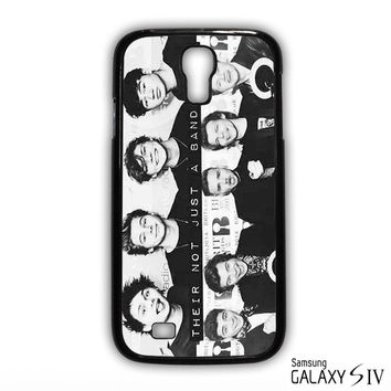 5 Seconds Of Summer One Direction Their Not Just a Band To Me for phone case Samsung Galaxy S3,S4,S5,S6,S6 Edge,S6 Edge Plus phone case