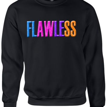 flawless beyonce color  Sweatshirt CrewNeck