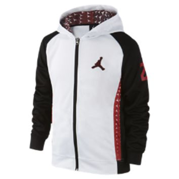Jordan Flight 23 Full-Zip Dri-FIT Boys' Jacket, by Nike