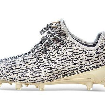 CREYUX5 ADIDAS YEEZY 350 CLEAT TURTLE DOVE