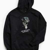 Jay Z Big Dog Hoodie Sweatshirt | Urban Outfitters