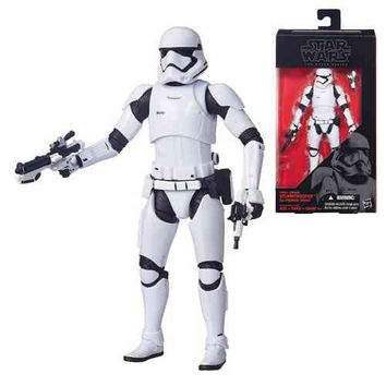 First Order Stormtrooper Star Wars Black Series 6-Inch Wave 2 (Re-Issue)