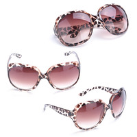 New 3 colors Women's Retro Vintage Shades Fashion Oversized Designer Sunglasses