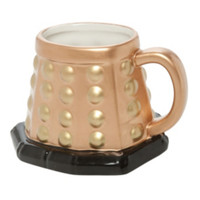 Doctor Who Dalek Base 3D Mug