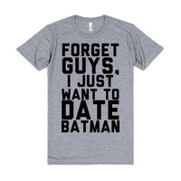 I Just Want to Date Batman