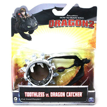 How to Train Your Dragon [Toothless vs. Dragon Catcher]