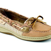 Angelfish Cork Slip-On Boat Shoe