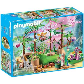 Playmobil 9132 Magical Fairy Forest