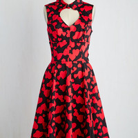 Pinup Sleeveless Amour Than Welcome Dress
