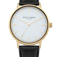 **Black Alexa Watch by Daisy Dixon - New In This Week - New In
