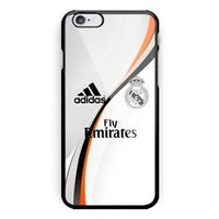 Best Real Madrid Logo Jersey iPhone 7 and 7+ Hard Plastic Cover Case