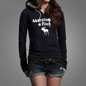 LADIES COTTON slim casual hooded female coat sleeve head